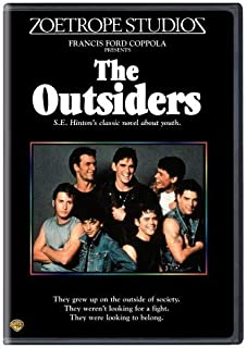 Outsiders, The (Amaray/DVD)