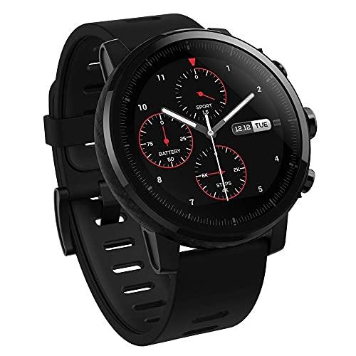 Smartwatch Xiaomi Amazfit Stratos A1619 BT/Wifi - Preto