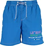 Blue Seven Jungen Badeshorts Beach Bermuda 646538 (152, Blau)