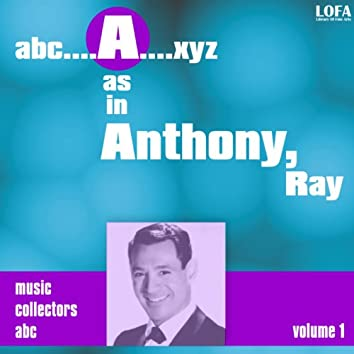A as in ANTHONY, Ray (vol 2)