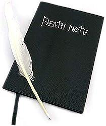 Quaderno con Sovracoperta. Perfetto per Cosplay Perfetto per regalo di compleanno Contiene istruzioni e note. Penna Piuma