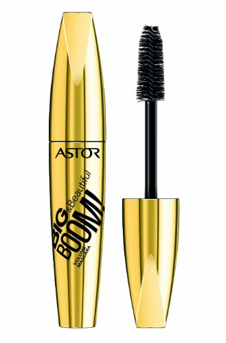 Astor Big & Beautiful BOOM! Volume Mascara – Wimperntusche in Schwarz für Volumen und Länge –...