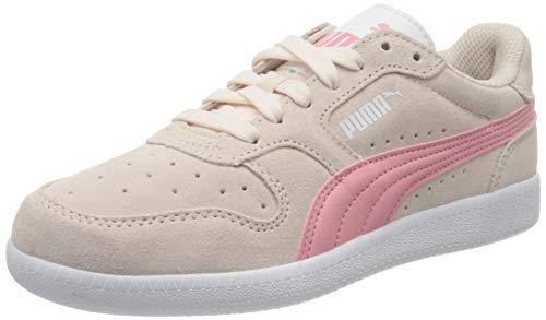 Puma Unisex-Kinder Icra Trainer Sd Jr Sneaker, Pink (Rosewater-Peony White), 36 EU