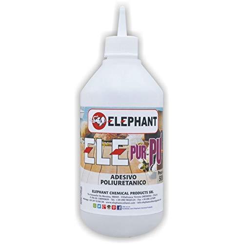 ELEPUR Polyurethankleber, einkomponentig, Netzstoff, 500 g