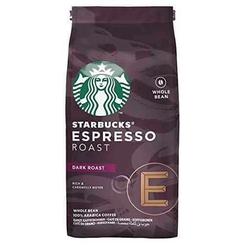Starbucks Espresso Fondono Intero 200g Di Fagioli
