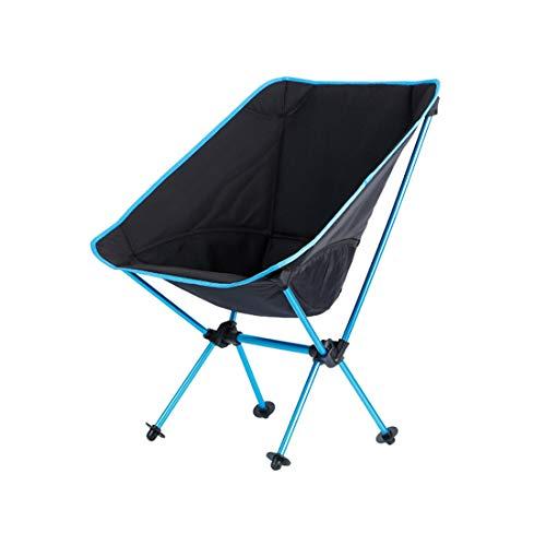 ERSD Outdoor Stuhl Kompakter Stuhl Zusammengebaut Kompakter Leichter Mobiler Bequemer Klappstuhl Mobiler Bequemer Camping Grillfischen Tragbarer Multifunktionaler Outdoor Klappstuhl