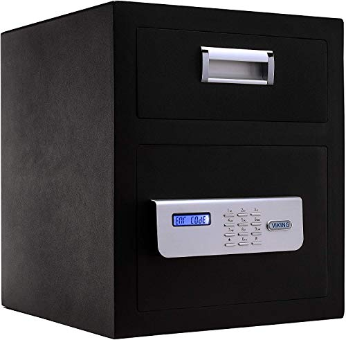 Viking Security Safe VS--40DS Depository Safe Keypad