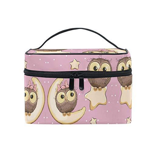 Pink Love Trousse Sac de Maquillage Toilette Cas Voyage Sac Organisateur Cosmétique Boîtes pour Les Femmes Filles