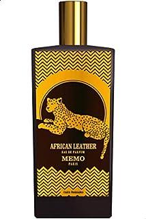 African Leather by Memo for Unisex - Eau de Parfum, 75 ml