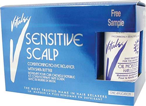 Vitale Sensitive Scalp 全品送料無料 1Application 新登場 4 Pack of