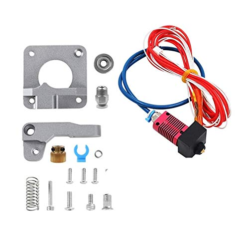 for Upgrade-Aluminium-Press und 24V Hotend Kit, PTFE-Schlauch for Ender 3 Pro 3D-Drucker XIAO DIAO