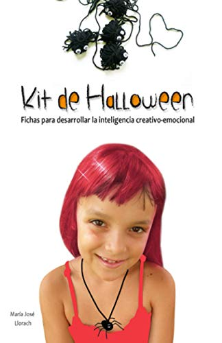 Kit de Halloween: Fichas para desarrollar la inteligencia creativo-emocional