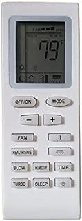 Replacement Quietside Air Conditioner Remote Control for QS09-VJ115 QS12-VJ115 QS09-VP115 QS12-VP115 QS09-VJ220 QS09-VP220 QS12-VJ220 QS12-VP220 QS18-VJ220 QS18-VP220 QS24-VJ220