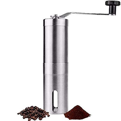 Moedor Triturador de Café Manual Profissional Inox Cozinha
