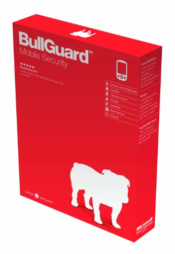 Bullguard Mobile AntiVirus Software for Android, OS, Windows and Blackberry Operating Systems [import anglais]