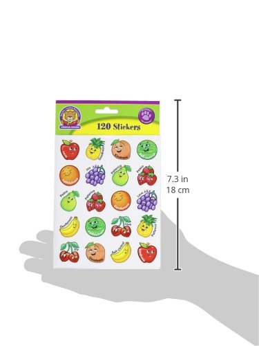 Teacher Created Resources Fruit of the Spirit Stickers, Multi Color (7041) Photo #2