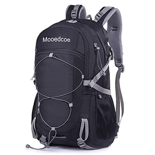 Mooedcoe 40L Mochila Senderismo Montaña Trekking Macutos de Viaje Acampada Marcha...