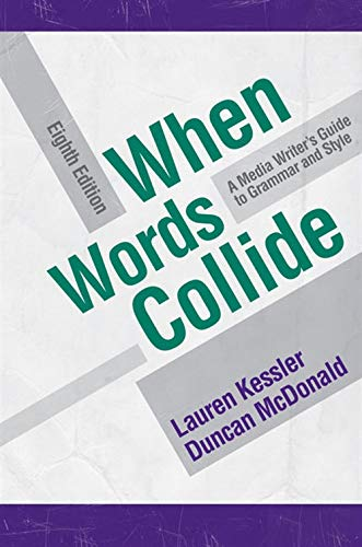 When Words Collide (Wadsworth Series in Mass...
