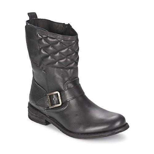Felmini GREDO ELDO Stiefelletten/Boots Damen Schwarz - 36 - Boots