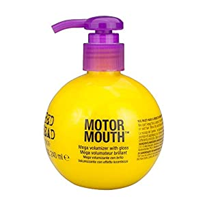 Bed Head by TIGI Volumizante con brillo Motor Mouth 240 ml