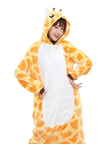 Vogstyle Donna Kigurumi Pigiami e Camicie da Notte Stile-1-20 L