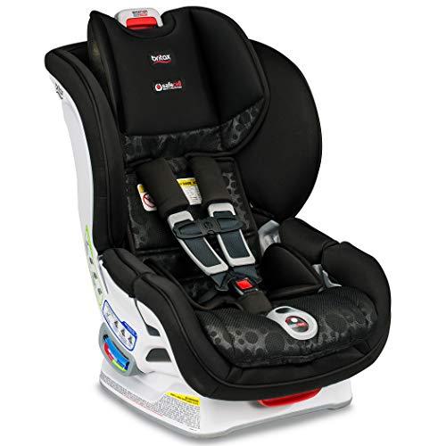Britax Marathon ClickTight Convertible Car Seat   1 Layer Impact Protection - Rear & Forward Facing - 5 to 65 Pounds, Bubbles [Amazon Exclusive]