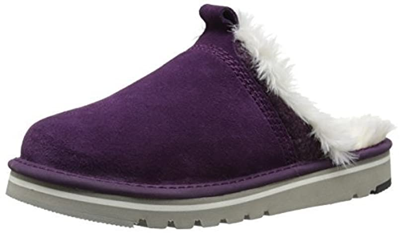 丁寧白菜ピットSOREL Women's Newbie Slipper Purple Dahlia 8 M US [並行輸入品]