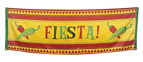 Boland BOL54406 - Mexican Fiesta Banner, 220 x 74 cm