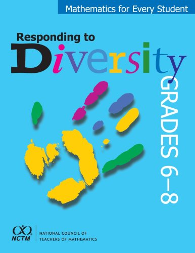 Mathematics for Every Student: Responding to Diversity in Grades 6-8