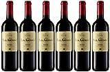 San Asensio Vino Rioja Tinto de 12º - Paquete de 6 botellas de 75 - Total 450 cl