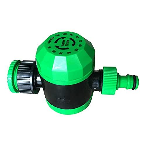 DELITLS Sprinkler-Timer, Bewässerungs-Timer, Steuersystem, Outdoor, wasserdicht, programmierbar, Bewässerungs-Timer, landwirtschaftliches Werkzeug, Gartenbewässerung für Garten, Rasen, Pflanzen