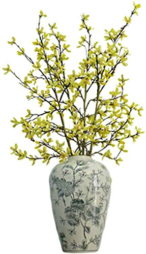 Vaas keramiek woonkamer plant bloem vensterbank startskant bloem plant bloem 40 * 30cm woonaccessoires decoratie
