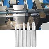 Expansor de tubos y tubos, MAGT 5PCS Ct-193 Herramienta de perforación de estampado de tubos y tubos de cobre 1/4', 5/16', 3/8', 1/2', 5/8'Para equipos de aire acondicionado Equipos de refrigeració