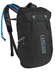 Versatile hiking backpack: The Camelbak arête 18 is one of our most versatile hiking backpacks. The double-duty design quickly reverses into an insulated reservoir sleeve for bigger packs More water per sip: this hydration pack supplies water from a ...