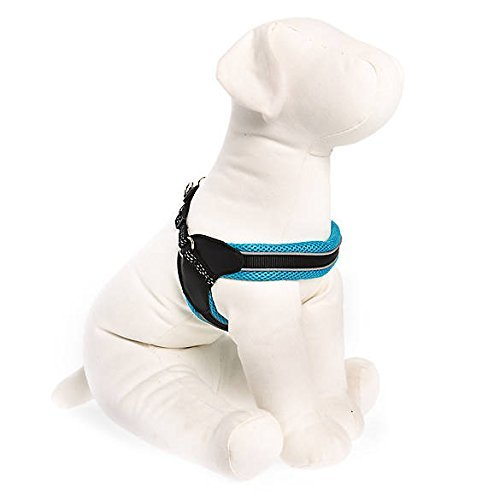 TOP PAW New Fit Dog Harness Blue X-Large