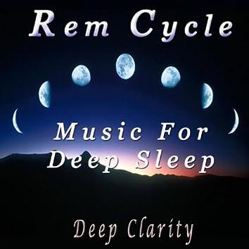 Rem Cycle Music For Deep Sleep (Meditation Hypnosis Sleep)