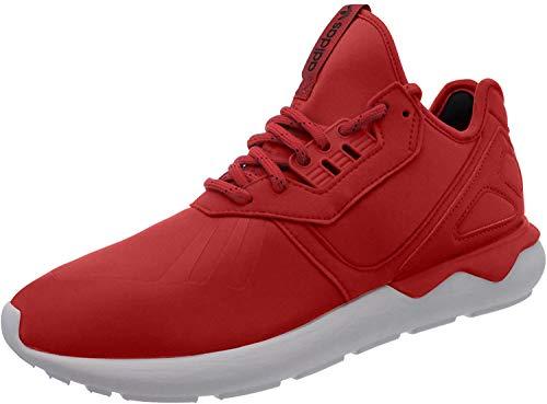 adidas Tubular Runner Sneaker Herren, Rot/Blau/Weiß, Gr. 362/3