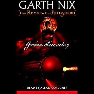 Page de couverture de Grim Tuesday