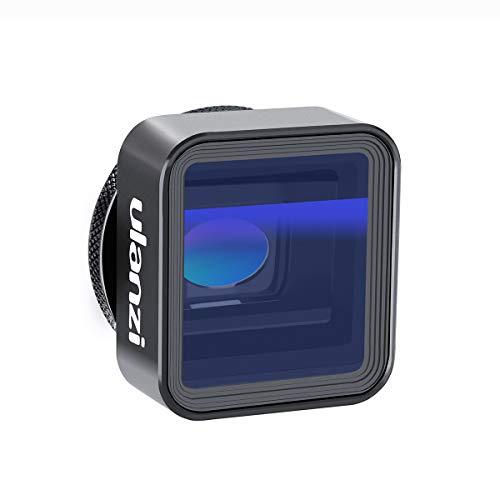 ULANZI Anamorfe Lens Voor Mobiele Telefoon 1.33X Breed Scherm, 2: 4:1 Professionele Film-maken Accessoires