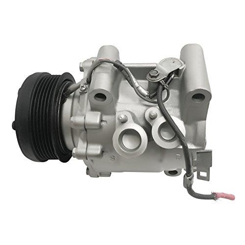 RYC Remanufactured AC Compressor and A/C Clutch EG884