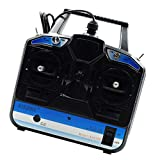Sharplace RC Flight Simulator With Software Disk for Realflight, Phoenix Rc, Reflex, Fms; Aerofly; Virtual Rc Racing | Compatible With Win 7/8/10, Vista