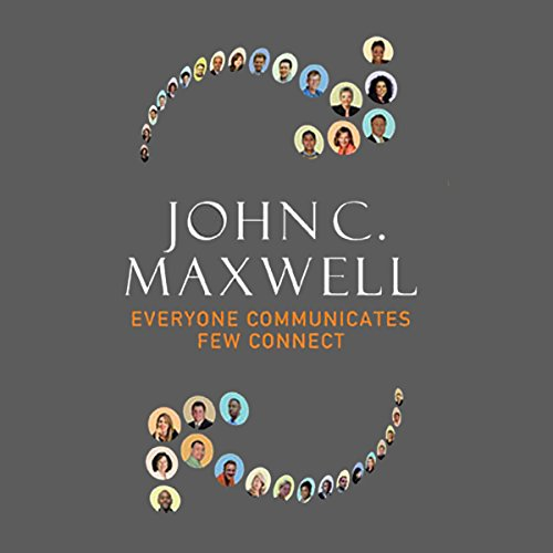 Everyone Communicates, Few Connect audiobook cover art