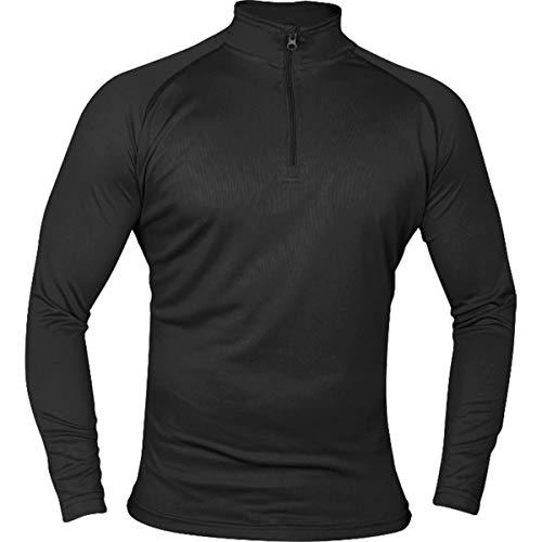 Viper TACTICAL - Einsatzshirt aus Funktions-Mesh - Schwarz - XL