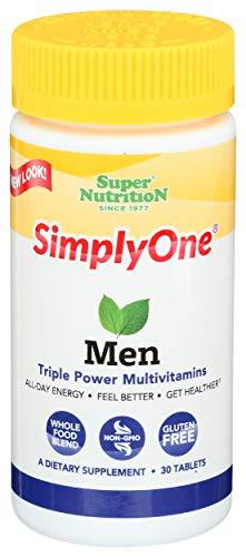 super nutrition iron free - 7