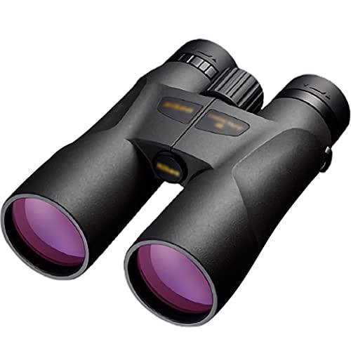 Prismaticos Adulto 10 X 50, 12 X 50 HD Profesional Visión Nocturna Con Poca Luz Prismáticos Profesionales Prismaticos Potentes Se Utiliza Para La Observación De Aves, Caza, Observación De Vida Silvest