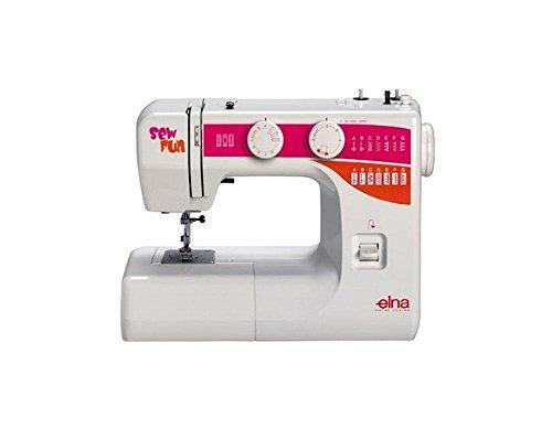 Elna 1000 SewFun – Mejor máquina de coser Elna en relación a su calidad-precio