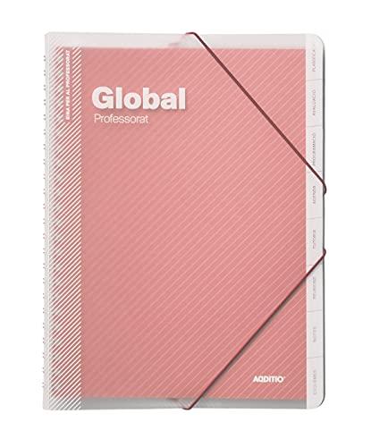 Additio P171 Carpeta Global Avaluació + Agenda + Tutoria + Reunions Taronja (Català)