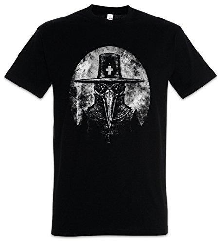Urban Backwoods Plague Doctor I Camiseta De Hombre T-Shirt