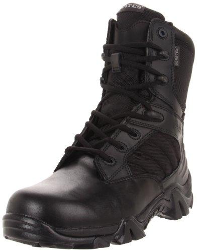Bates Men's GX-8 Gore-Tex Insulated Waterproof Boot, Black, 10.5 M US