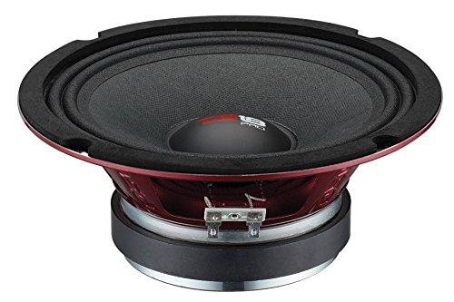 DS18pro-x8m Pro Serie (medios altavoz 275Vatios RMS, 550vatios max Power